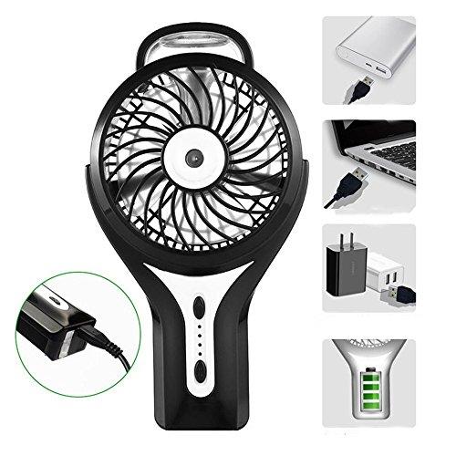 Le ventilateur brumisateur de poche AFCITY-fan