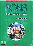 PONS Gro�er Anf�ngerkurs, je 4 Cassetten m. Lehrbuch, Spanisch Bild