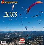 Gleitschirm Kalender Parapente 2013 - Harald Kälberer