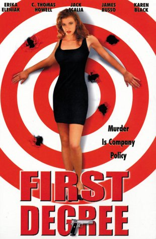 Preisvergleich Produktbild First Degree [Import USA Zone 1]