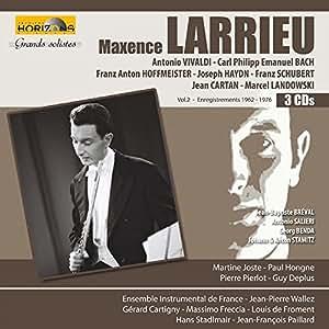 Maxence Larrieu : Enregistrements 1962 - 1976 - Vol.2