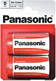 Panasonic 1147 Zinc R20R D Mono Special Power Battery