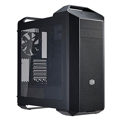 Case 5 Window Edition PC-Gehäuse 'ATX, micro-ATX, Mini-ITX, USB 3.0, Seitenfenster' MCX-0005-KWN00 ()