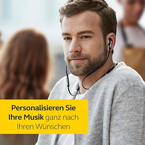Jabra Elite 65e Wireless Stereo ANC in-Ear-Kopfhörer (Bluetooth, professionelles Active Noise Cancellation, Nackenbügel, Sprachsteuerung für Alexa, Siri und Google Assistant) kupfer schwarz - 6