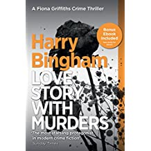 Love Story, With Murders: Fiona Griffiths Crime Thriller Series Book 2 (English Edition)