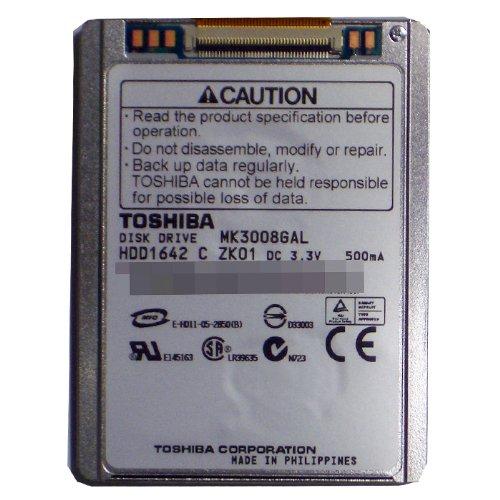 30gb Toshiba Zif 1.8