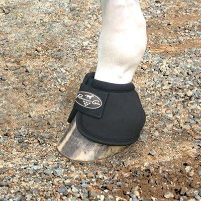 Professionals Choice Equine Ballistic Hoof Overreach Bell Boot, Pair (Medium,