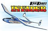 The Vintage Model Company Eindringling: KeilKraft Tow Launch Segelflugzeug Balsaholz Modellflugzeug Kit Spannweite 1016mm