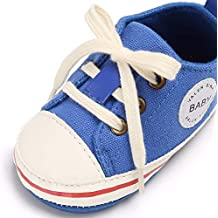 YWLINK Zapatos Zapatillas De Lona Antirresbaladizas del Bebé De La Cuna del ReciéN Nacido De Los
