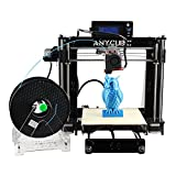 Anycubic Prusa i33D Printer with LCD Screen Card Assemble Kit and 1kg Filament.