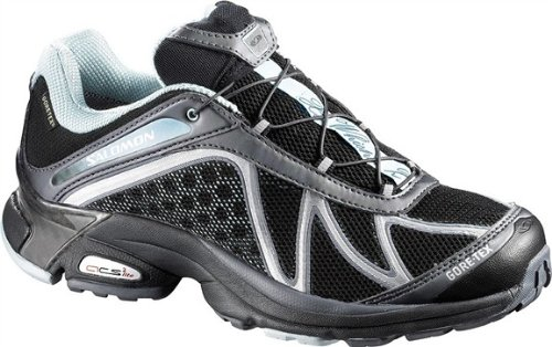 Salomon Ladies Xt Whisper 2 Gtx Shoes Black