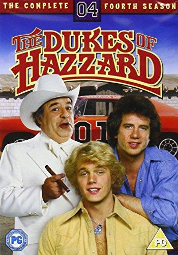 Fahrt 4 Schuhe (The Dukes of Hazzard - Season 4 [UK Import])