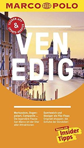 Preisvergleich Produktbild MARCO POLO Reiseführer Venedig: Reisen mit Insider-Tipps. Inklusive kostenloser Touren-App & Update-Service
