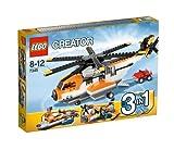LEGO CREATOR Helicóptero de Transporte - Lego: Helicóptero de Transporte, Juguete Construcción A partir de 8 años A partir de 10 años