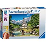 Ravensburger Gold Edition Ramsau, Bavaria 300pc Jigsaw Puzzle with Large Pieces
