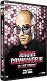 Un esprit aiguisé et des personnages croustillants pour le premier spectacle de Jérôme Commandeur mis en scène par Dany Boon.