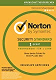 Norton Security Standard 2018 | 1 Gerät | 1 Jahr | Windows/Mac/Android/iOS | Download
