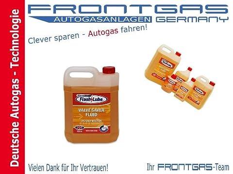 FlashLube Fluide de protection de valve original pour Voiture GPL (Flash Veicolo)