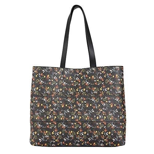 Parfois - Bolso Shopper Estampado Floral - Mujeres