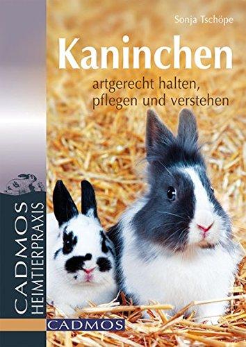 Preisvergleich Produktbild Kaninchen: Artgerecht halten, pflegen und verstehen (Cadmos Heimtierpraxis)