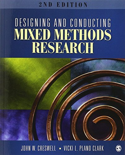 Designing and Conducting Mixed Methods Research by John W. Creswell (2010-06-22)