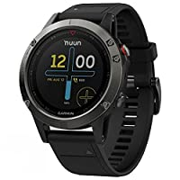 Garmin fenix??Ž 5 Multi-Sport GPS Watch, One Size