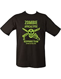 Kombat UK Men's Zombie Apocalypse T-Shirt