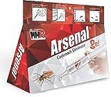 MMR Making Marvelous Arsenal Cockroach Eliminator Powerful Cockroach Killer Gel Bait 25 Gram