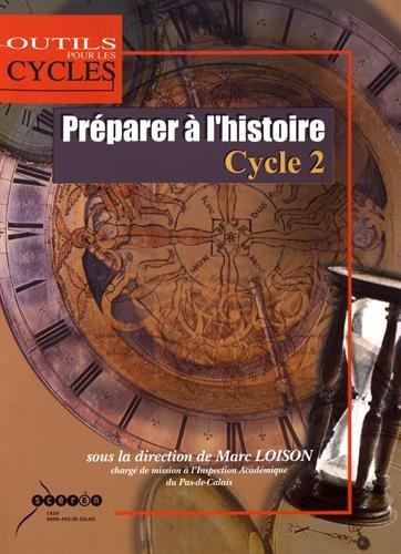 Préparer à l'histoire Cycle 2