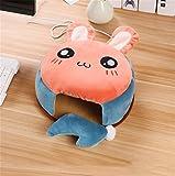 Pormow Nette Cartoon Animals Winter Warm USB-Handwärmer Beheizte Mauspad Plüsch Maus-pad - 2
