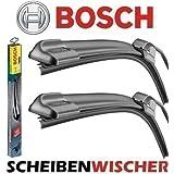 BOSCH Aerotwin AM 466 S essuie-glace lame balai balai Flachbalkenwischer 650/380 Set 2mmService