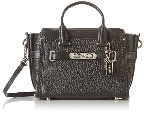 coach-womens-swagger-15-top-handle-bag-black-silver-black