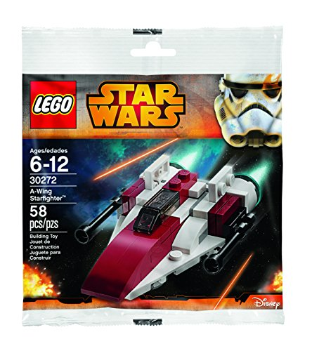 LEGO Star Wars: Un-Wing Starfighter Establecer 30272