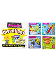 Popsugar Inventions and Inventors Flash Cards Memory Game | Learn about different inventions