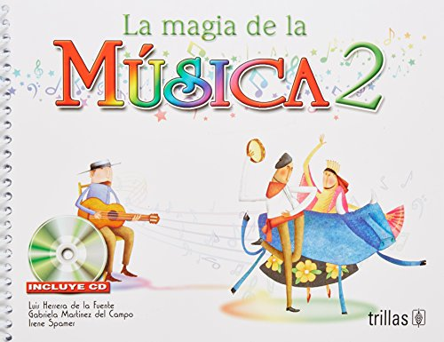 La magia de la musica 2/The magic of music por Luis Herrera De La Fuente