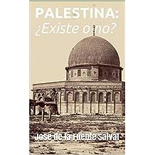 PALESTINA: ¿Existe o no? (Spanish Edition)