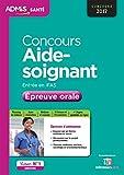 Concours Aide-soignant - Entrée en IFAS - Épreuve orale - Concours 2017...
