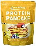 IronMaxx Protein Pancake Vanille – Low Carb Pancakes mit über 65% Eiweiß – Leckere Pfannkuchen-Backmischung mit 4-Komponenten Protein – 1 x 1 kg