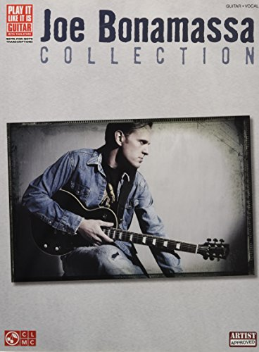 Joe Bonamassa - Collection Guitare
