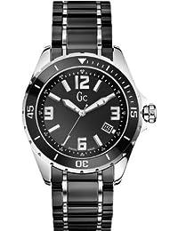 Guess Herren-Armbanduhr Analog Quarz Edelstahl X85008G2S