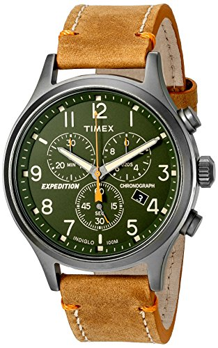 Timex TW4B044009J Expedition Scout Chrono Analog Watch For Unisex
