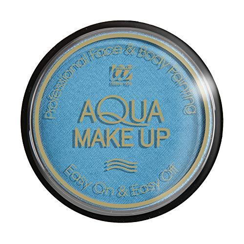 WIDMANN Aqua Makeup, Color Azul Cielo, 004.wd9241l