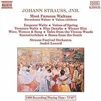 Strauss II, J.: Most Famous Waltzes
