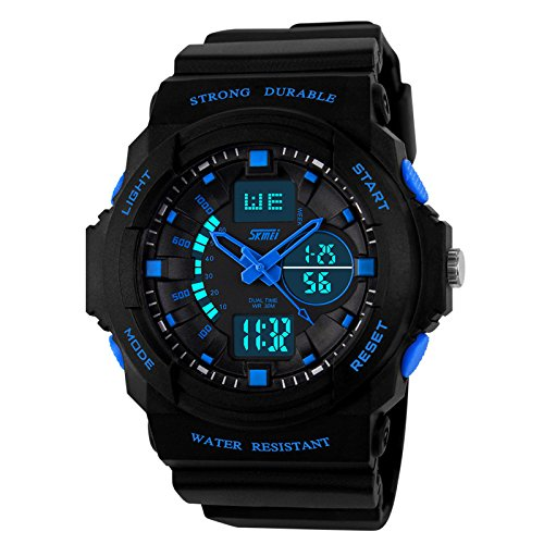 51XRqJGpooL - Skmei 5590 blu Digital Mens watch