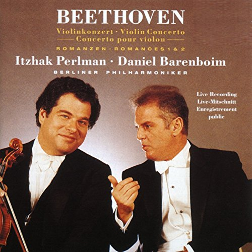 Violin Concerto in D, Op.61: I...