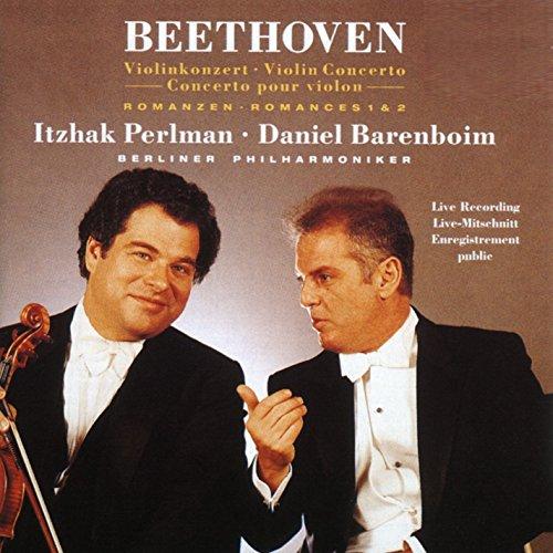 BEETHOVEN - Concerto pour violon - 2 romances