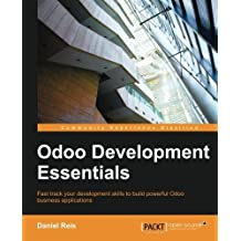 Odoo Development Essentials by Daniel Reis (2015-03-31)