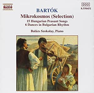 Bartók - Mikrokosmos - Selection