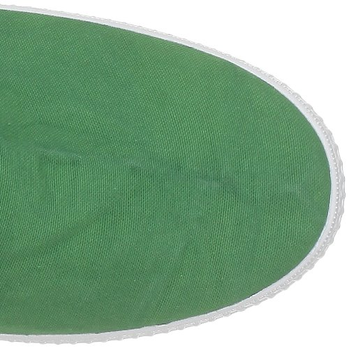 Victoria Safari Lona Tintada, Unisex - Erwachsene Schnürhalbschuhe Grün (Verde)