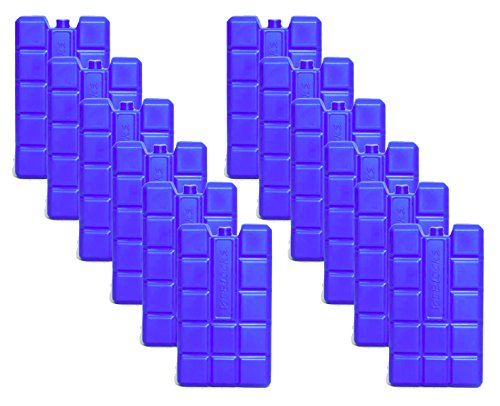 NEMT 70 Stück 400 ml Kühlakkus Kühlelemente für Kühltasche oder Kühlbox bis 20 h Kühlpack Kühlakku